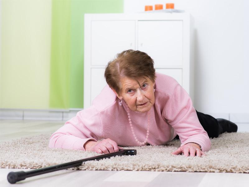 Tips to Avoid Falls in Seniors
