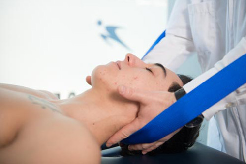 Physiotherapy tackles the fundamentals of neck pain.