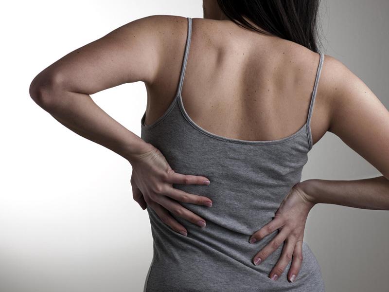 La douleur chronique du dos